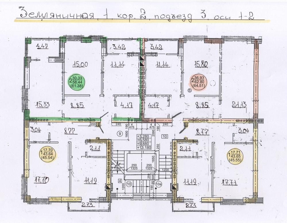 plan_zeml1_korp2_pod3_osi12
