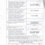 Разрешение на строительстов Сосновая 5 002